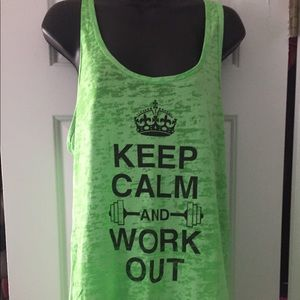 Other - Workout tank